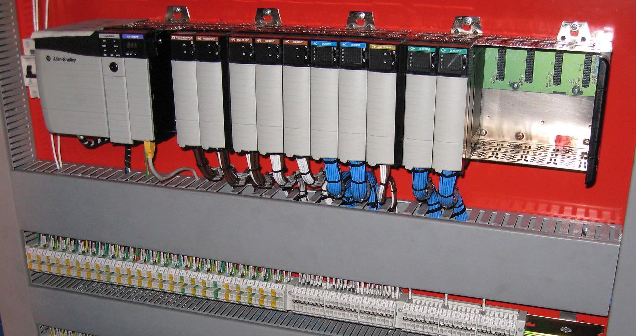 allen-Bradley plc system