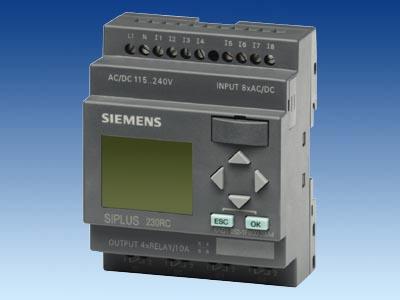 Siemens logo plc
