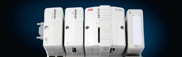 ABB DCS PM866 CPU ABB AC800M PLC AC 800M Controller