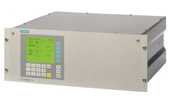 Siemens Ultramat 6 analyzer