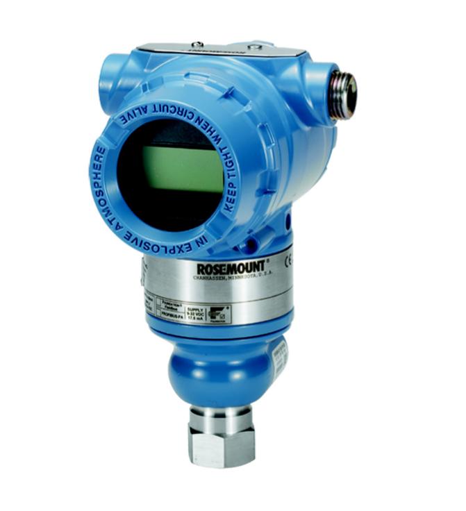 Rosemount 3051TG Gage Pressure Transmitter