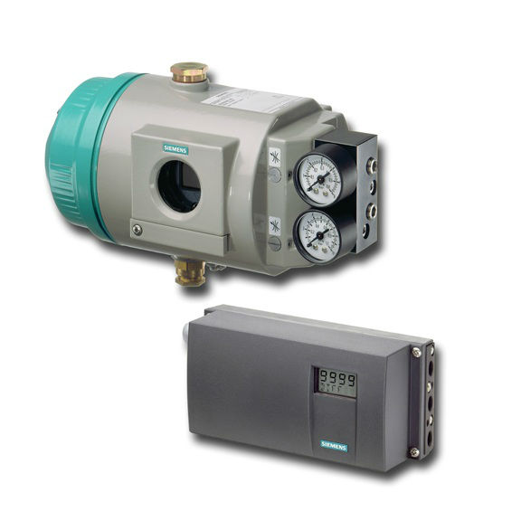 SIEMENS SIPART PS2 SMART ELECTROPNEUMATIC POSITIONER