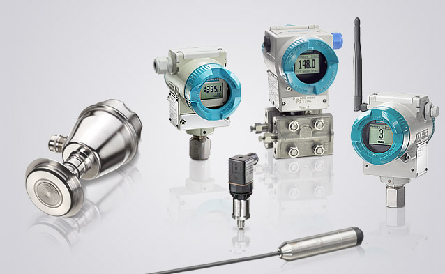 Siemens Pressure Transmitter Measurement