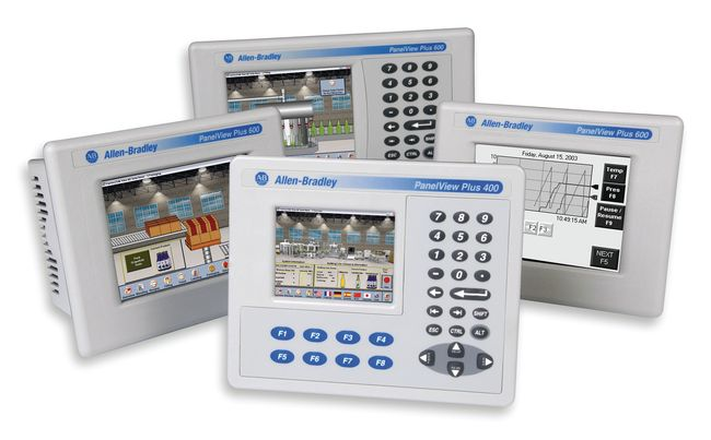 PanelView Plus 6 Terminals (400 and 600)