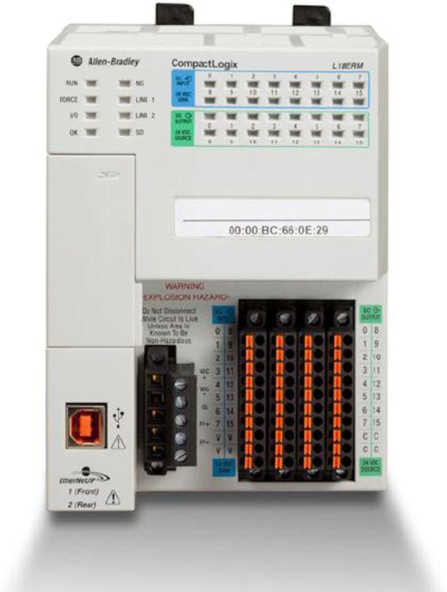 CompactLogix 5370 L1 Controllers