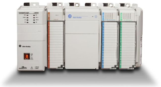 CompactLogix 5370 L3 Controllers