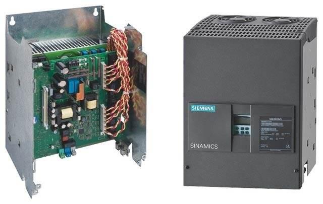 Sinamics 6RA80