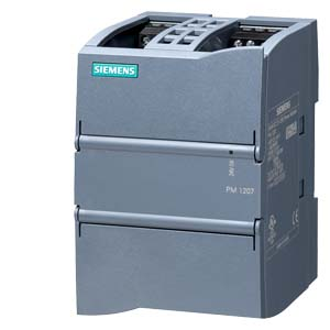 1-phase, 24 V DC (for SIPLUS S7-1200)