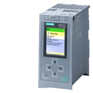 CPU 1516F-3 PN/DP