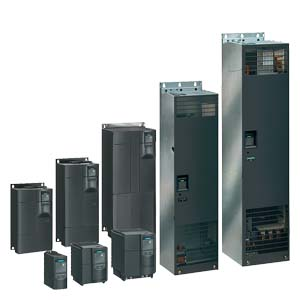 Frequency inverters MICROMASTER