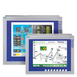 SIMATIC HMI Panel PC Ex