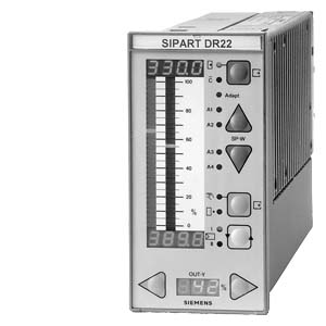 SIPART DR22 controller