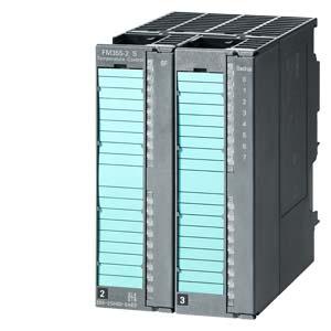 FM 355-2 temperature controller module