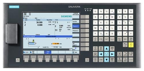 SINUMERIK 808D ADVANCED PPU 151.3/PPU 161.3 horizontal