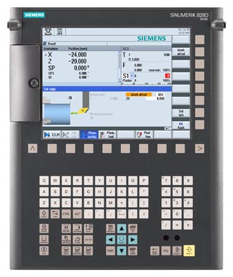 SINUMERIK 828D BASIC PPU 240.3, vertical