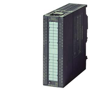 SM 321 digital input modules
