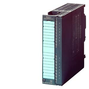 SM 323/SM 327 digital input/output modules