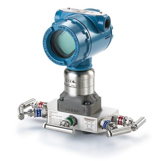 Rosemount™ 3051S Differential Pressure Flow Transmitter