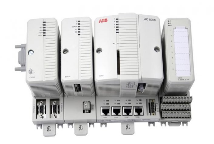 ABB AC 800M controllers